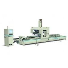 Aluminum 4 Axes CNC Machining Centres