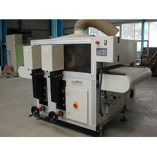 Cylindrical Brush Machine WRM 2/S for Furniture Components
