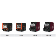 Multi & CO2 welder 40CLT, 40CLD, 500LC2, 500LM2