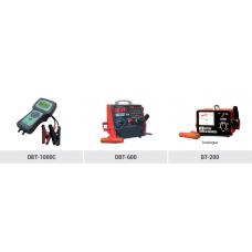 Digital battery tester DBT-1000C, DBT-600, BT-200