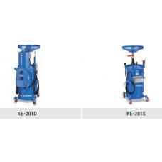 Power steering fluid exchanger & gasoline KE-201D, KE-201S