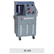 Anti-freeze recycler & cooling system cleaner KE-450