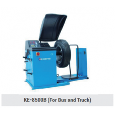 Computer wheel balancer for bus and truck KE-8500B