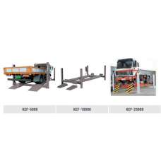 4 post for truck and bus KEF-6000, KEF-10000, KEF-25000