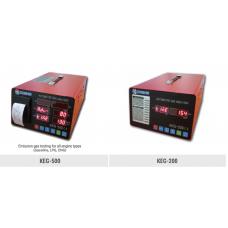 Automotives gas analyzer  KEG-500/KEG-200