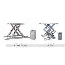 Scissors lift / double scissors lift KEX-3000, KEX-4000, KEX-3000D, KEX-3500D