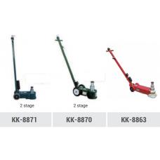 Garage jack KK-8871, KK-8870, KK-8863