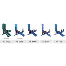 Frame jack KR-30000, KR-22000, KR-20000, KR-15000, KR-7000
