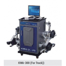 3D wheel aligment system for truck KWA-300