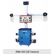 3D wheel alignment system KWA-825