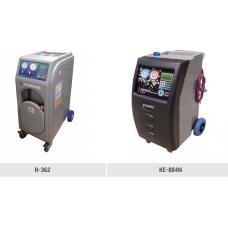 Car airconditioning refrigerant recycling machine R-362, KE-884N